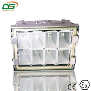 ATEX approved outdoor led explosion proof lighting fixture