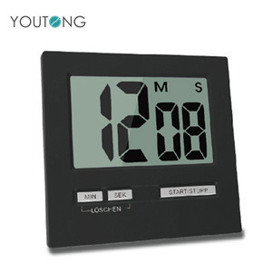 Battery Operated Digital Kitchen Timer With Count Down Alarm Function