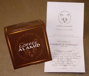 "Coffee Alamid (""Kopi Luwak"")"