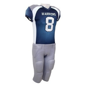 Comfortable Stretchable Newest Design Low Price American Football Uniform