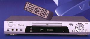 DVD/VCD/CD/MP3 Player