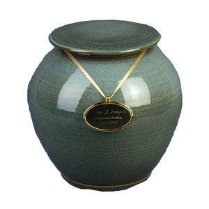 Funeral Supply Ceramic Cremation Ash Urn