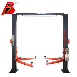 Good quality Two Post Lift Low Price auto hydraulic Car lift SY-2-240L