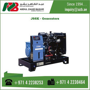 High Quality J66K Diesel Generators For Emergency And Other Industrial Use
