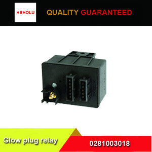 Hover 2.8TC glow plug relay 0281003018 with high quality