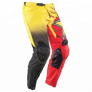 Motocross Uniforms mx-jersey and pant with high quality sports wear direct factory price