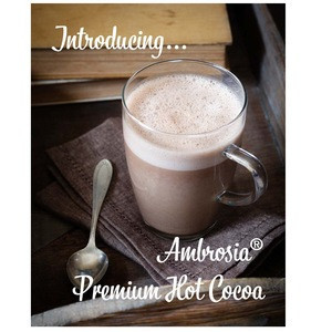 Organic & Natural Ambrosia Premium hot cocoa