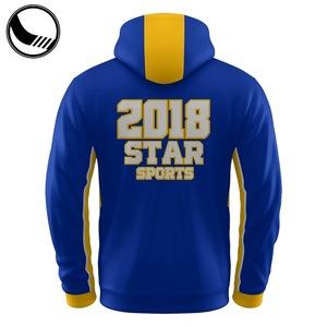 Printed mens wholesale crewneck sweatshirt