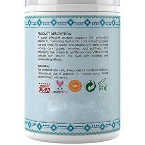 Private label eye repair cream anti aging anti whrinking Moisturizer Nourishing under eye skin High quality