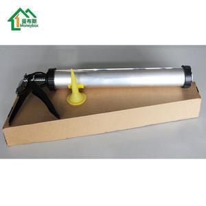 Professional window door manual spray paint neutral sealant silicone sausage refillable caulking gun