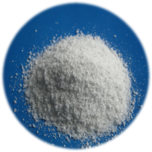 Refractory white fused alumina for cement and castable