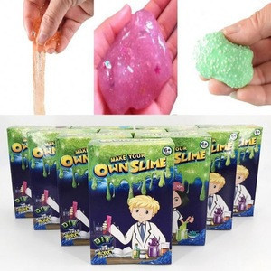 Ultimate Slime Kit Supplies with all kinds of slime making kit for kids