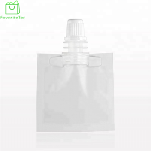 Wholesale High Quality Fruit Juice/Baby Food Packaging Spout Pouch