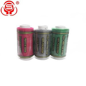 Wholesale  Sewing Thread Spool Set Cheap Polyester Sewing Thread for Sewing Machine