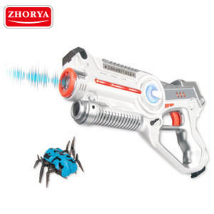 Zhorya Infrared Battle Game Laser Gun Tag Toy Set Laser Gun For Kids
