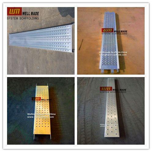 Construction Support Steel Board/ Platform /Plank/Walkthrough Board