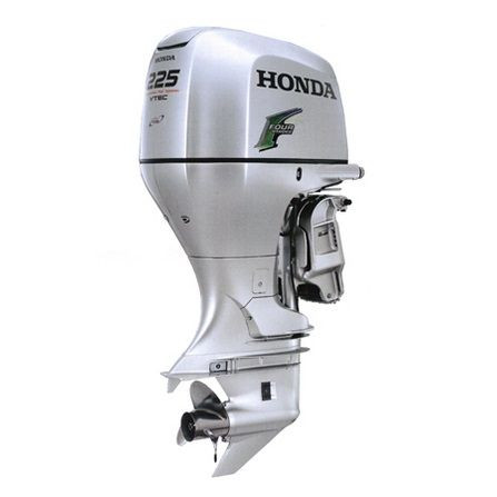 Outboard motor by Japanese Brand