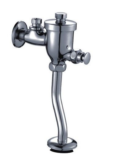 High Quality Widely Use Brass Button Type Urine Flush Valve
