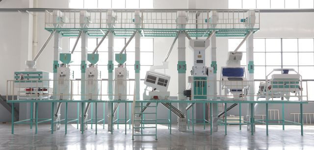 Professional VMTCP-60 Rice Mill Plant for Sale