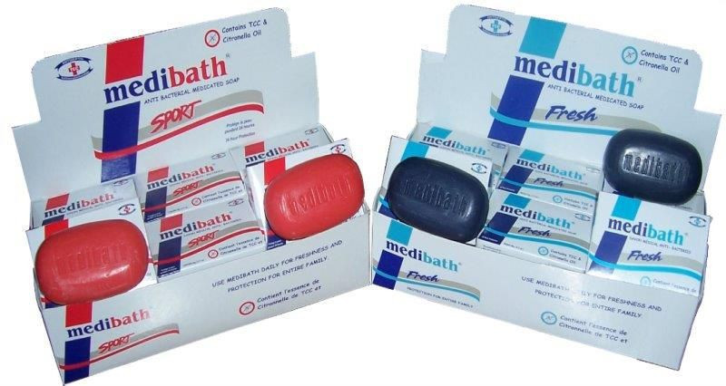 MEDIBATH SOAP - 90 Gm