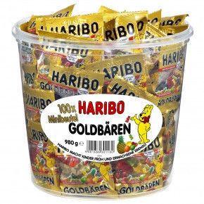 Haribo Goldbaeren Minis 980g