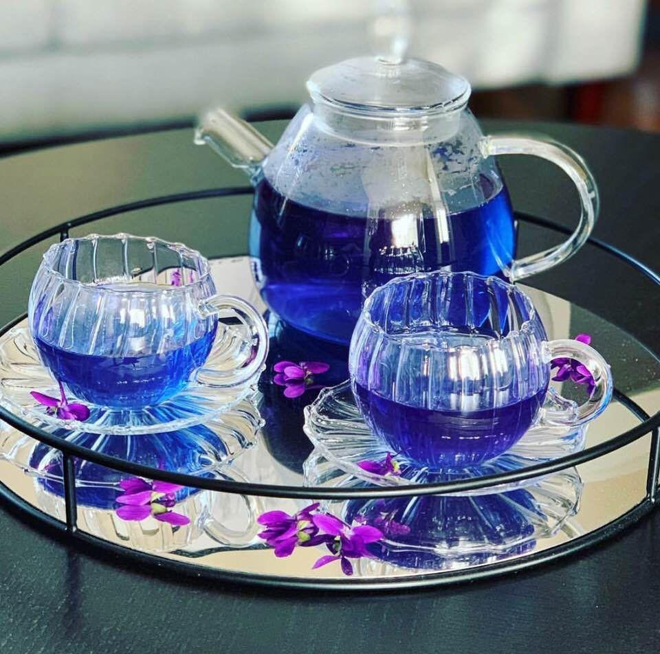 Organic Blue Butterfly Tea