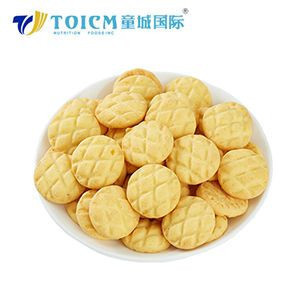 Wholesale Nutrition Sweet Crisp Crackers Yolk Cookies