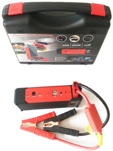1000A 30000mAh 12/24V Diesel Auto Jump Starter for Lorry as Emergency Rescue Tool