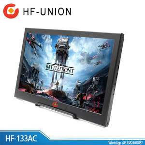 13 inch lcd monitor fhd portable gaming monitor with USB interface