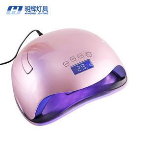 2020 new arrival 56w portable uv light nails lamp
