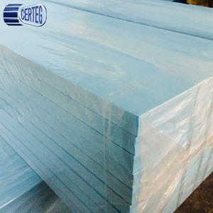 40kg/m3 Thermal Insulation XPS Extruded Polystyrene Foam Board for Special Use