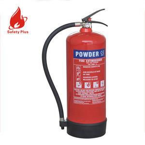 9KG 50% ABC Dry Chemical Powder Fire Extinguisher
