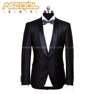 Advanced Customization 100% Polyester Man Business Wedding Suits For Men Suit