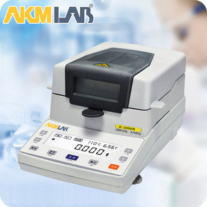 AKMLAB Halogen Moisture Analyzer Moisture Meter Balance