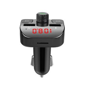 Bluetooth 4.2 Bluetooth Mp3 Player 5V/3.5A Quick Charge Car Bluetooth Kit