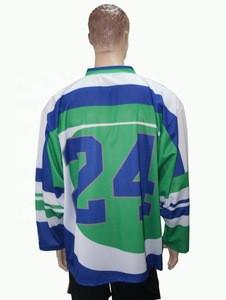 Cheaper high quality blank ice hockey practice jersey custom made ice hockey uniform