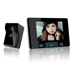 Control access  wifi wireless smart video door phone