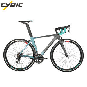Cybic Cheap 700C Aluminum Alloy Professional Sports Road Bicycle Bikes