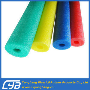 Eco-friendly EPE foam pool noodle floats for swimming