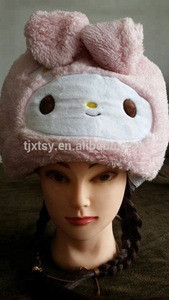 Electric hair heating cap