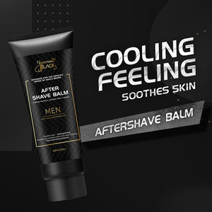 Everythingblack Oem Private Label Organic Aftershave Balm For Barber Men Moisturizing And Nourishing Beard