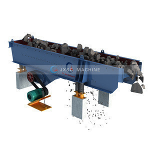 Gold Mining Specification Machine Titanium Ore Process Equipment Motor Vibrating Feeder