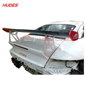 GT3-RS Rear Trunk Spoiler Wing For Porsche 997 GT3