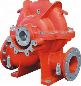 High quality customized castiron pump body set