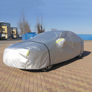 Hot sale car covers luxury prevent sun New Arrival