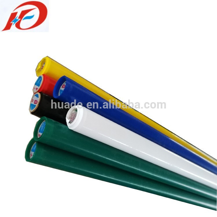 Jumbo roll PVC Electrical Insulation tape