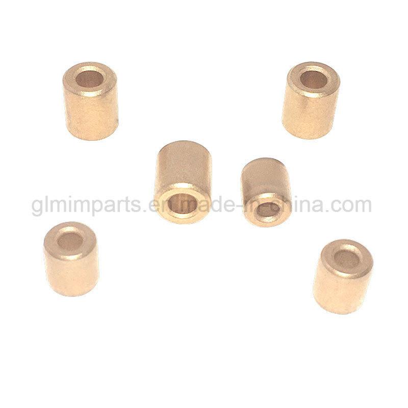 MIM Customized Design Brass Parts for Electirc Equipments
