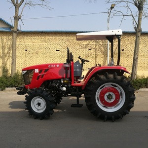 mini wheel tractor for farm and farming with 60hp