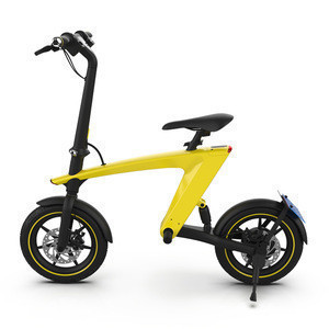 New design max range 55KM 36V10AH bicicletas folding electric scooter