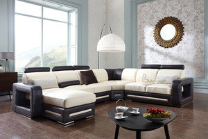 New Modern Design Large Sectional